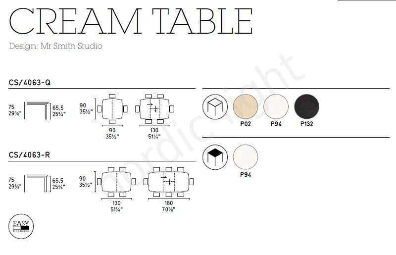 cream table2
