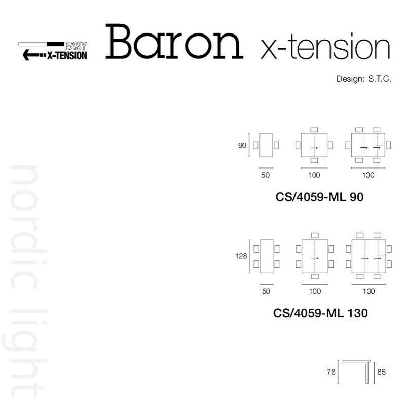 Baron X-Tension